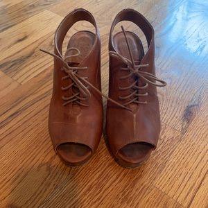 Madewell heels, sz 6.5